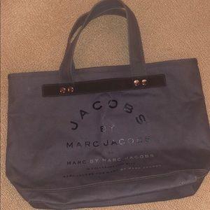 Marc Jacobs canvas tote bag